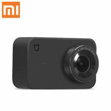 International version Xiaomi Mi Mijia Action camera 4K WiFi underwater waterproof Helmet Sport cam