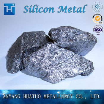 Silicon metal for aluminum ingot 441
