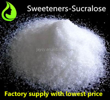 High purity Sweeterner Sucralose Powder Price for E-liquid
