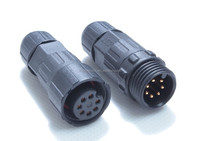 led lighting outdoor cable waterproof connector