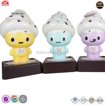 vinyl cartoon figure light up figure