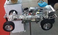 305B 1/5 Full CNC Metal 30.5CC RC Baja 5B 305S upgrade