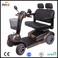 four wheel electric vehicle for disabled electric mobility scooter