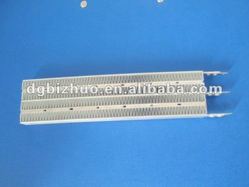 Home appliance PTC heater,aluminum fan heater parts