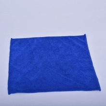 Chinese Household Cleaning Wipe Microfiber Glass Cleaning Cloth