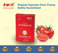GMP Certificated Chinese Pure Herbs Anti-Aging Skin Care Extraction of Lycopene From Tomato capsule