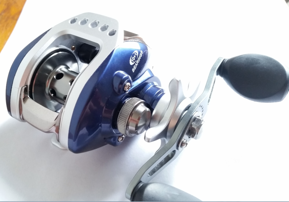 Wholesale jigging reel fishing saltwater Full Metal 2 speeds Fishing Reel Boat Saltwater Fishing Gear Casting Jigging