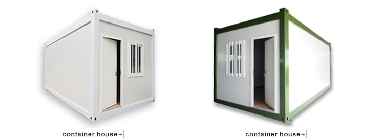 recyclable prefab container house factory price for booth-3