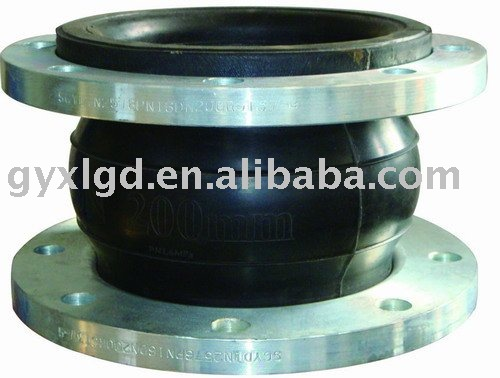 Expansion Joint Pipe Fittings/Flanged Flexible Rubber Coupling
