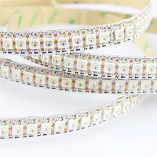 Magic full color RGB LED strip RGBW DC5V 5050 60leds 144leds ws2812b led strip