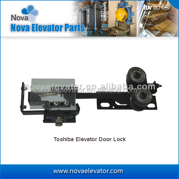 Automatic Door Lock for Specific Door Operator