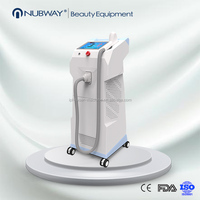 Best Sell Painless and Permanent Depilator diode laser hair removal machine 808nm