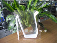 white and clear aquariums acrylic fish tank Chinese manufacturer