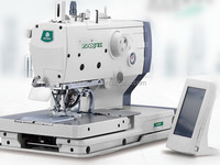 ZOJE ZJ5821 Automatic eyelet button hole industrial sewing machine