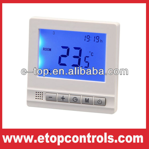 Heating LCD electric digital thermostat