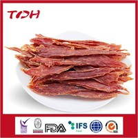 dry duck meat snacks food dog food