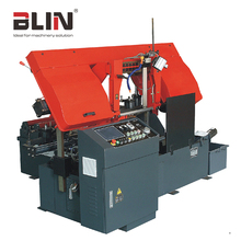 Double Column Metal Cutting Band Saw Machine Horizontal Band Sawing HOT SALES