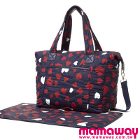 Multi-wear Nappy Tote