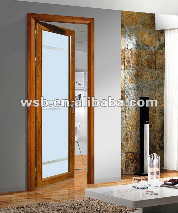 Perfiles de aluminio para puertas de ba o for Puerta walking closet