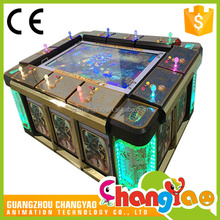 Against Game Consoles Video Fishing Game Machine Hunter Sales