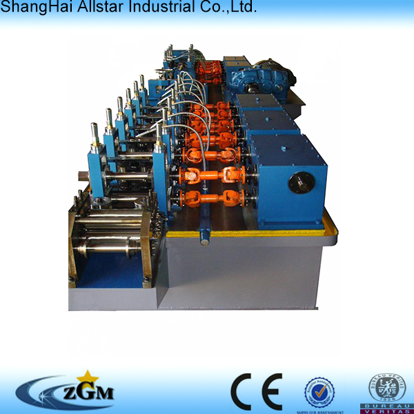 Metal Stainless Steel Pipe Production Line/Welded Tube Making Machine