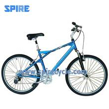 Top selling 24 speeds black bicycle alloy mtb bike made with EN standards