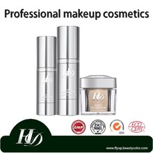 High definition professional liquid foundation makeup supplier