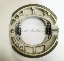 high-density pure aluminum alloy brake shoes CG125 Brake/GY6