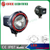 Super Bright 4 '' 9-36v IP67 hid 35w/55w motorcycle hid driving spot lights 4x4
