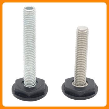 Metal thread adjustable furniture feet furniture leveler foot buy furniture leveler foot high - Threaded furniture feet ...