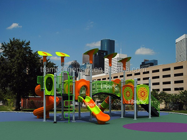 China suppliers quality-assured plastic swings and slides