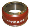 OEM Number 43512-2330 Corrosion Protective Brake Drum For HINO