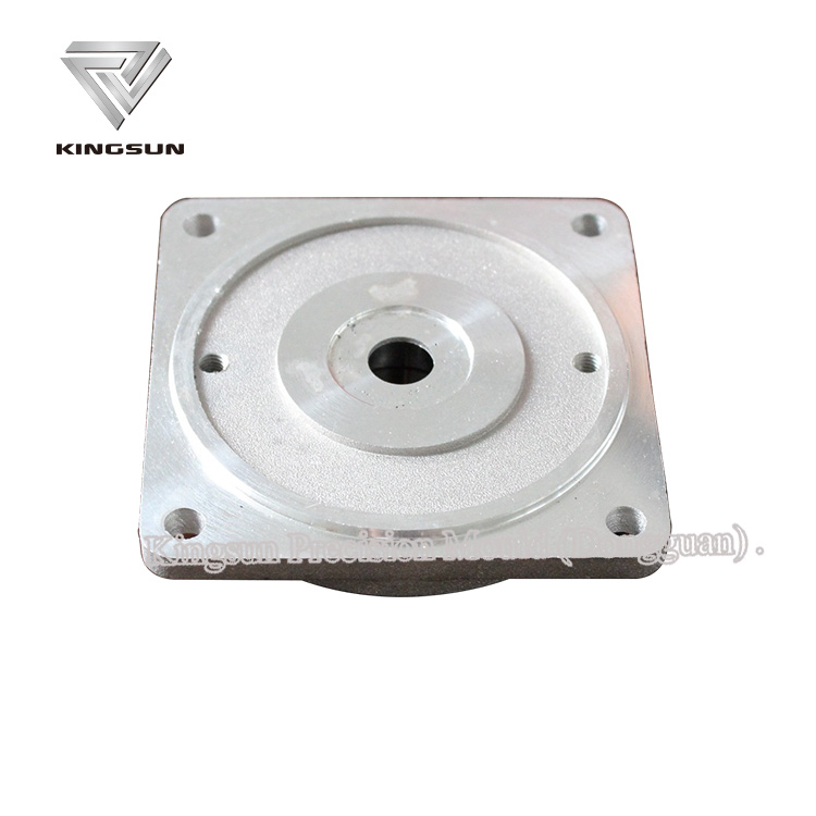 Aluminum Alloy Motor Front Cover, die casting spare part for Automotive ,OEM making
