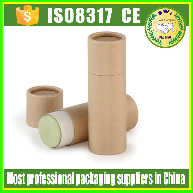 Paper Material and Offset Printing Surface Handling Push up paper tubes