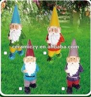 Polyresin garden drawf /gnome