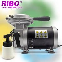 Wholesale machine airbrush compressor kit made in China major used for washable interior wall paint