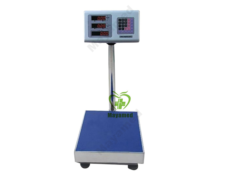 Factory price sale hospital medical digital scale,weight and height scale