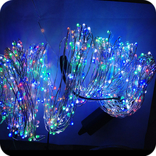 led copper wire string lights chain birthday party decorations
