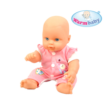 12 inch custom made pee pee full body silicone reborn baby dolls for sale