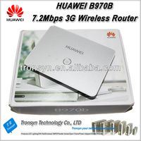 Original Unlock HSPA 7.2Mbps B970B 3G Wireless Router With RJ45 Port