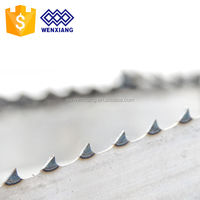 Band saw blade for Frozen Meat Fish Chicken cutting and processing