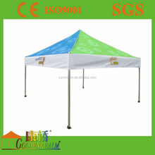 Pop up Folding Tent with Half sidewall