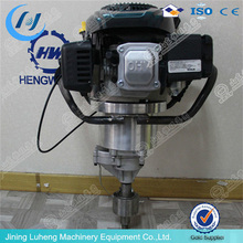 Surface electric engine rock core borehole drill machine for price