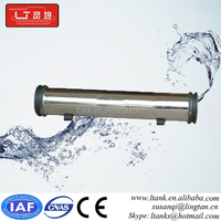 RO Pressure Vessel/ RO Membrane Housing SUS Material CE ISO Approval