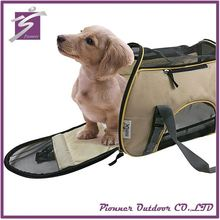 New style small cardboard pet carrier tote bag