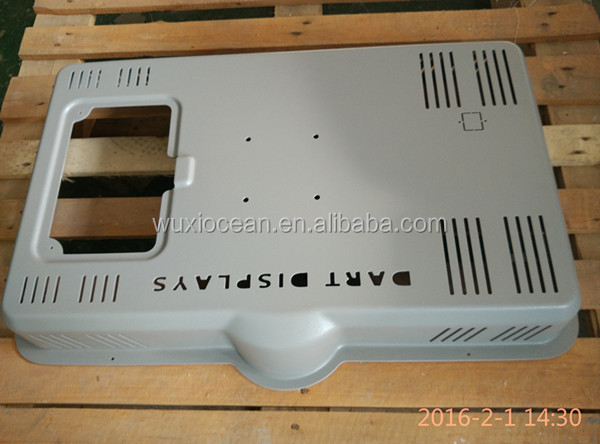 Vacuum thermoformed Home appliance LED TV cover