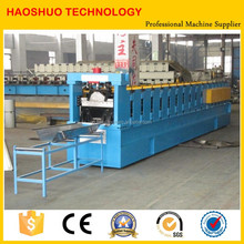 Arc span roll forming machine