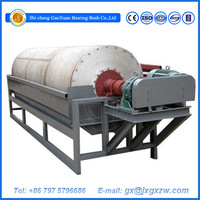 Mineral Magnetic Separator for iron ore /Black gold magenetic separating
