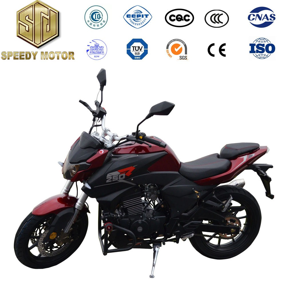 The most popular in Europe and America 250cc outdoor motorcycle cheap sale
