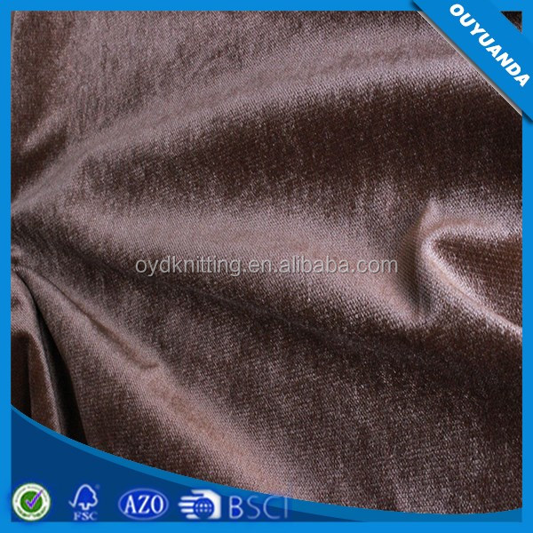 100% Polyester Warp Knitting Upholstery Jaguar Twill Sofa Fabric with Lining for Turkey/Iran/Iraq